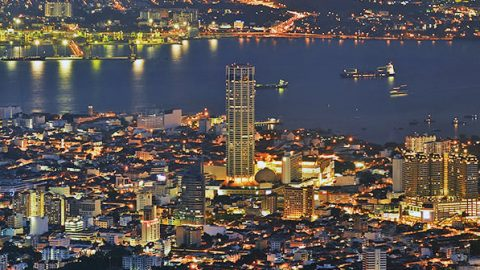 Penang, The Pearl of The Orient
