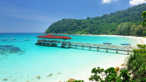 Getaway: Perhentian, the top 10 Beaches on the planet
