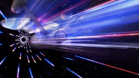 Forget about the Speed of light; what is the Speed of Dark?