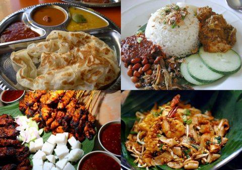 Malay Food History