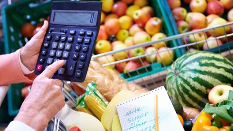 Save money at the supermarket