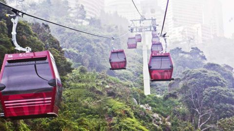 Experience winter in Malaysia at Genting Highlands