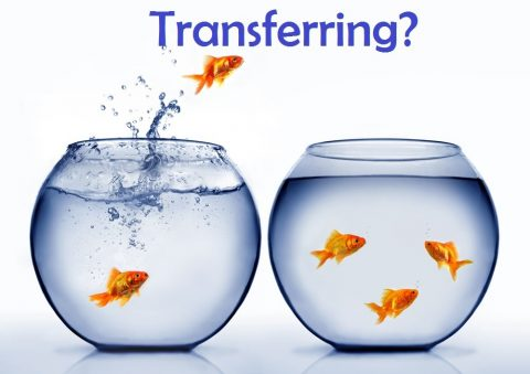 Transferring tips